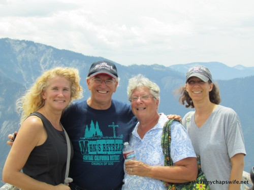 Family and Mountains